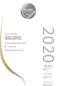 Certificate_WINE114840_CRO_DWWA2020